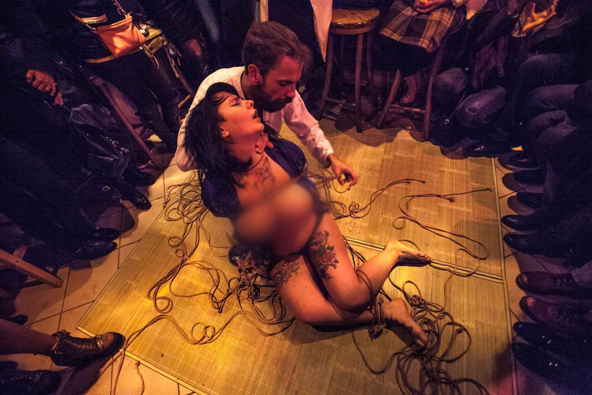 Секс клуб бдсм киев