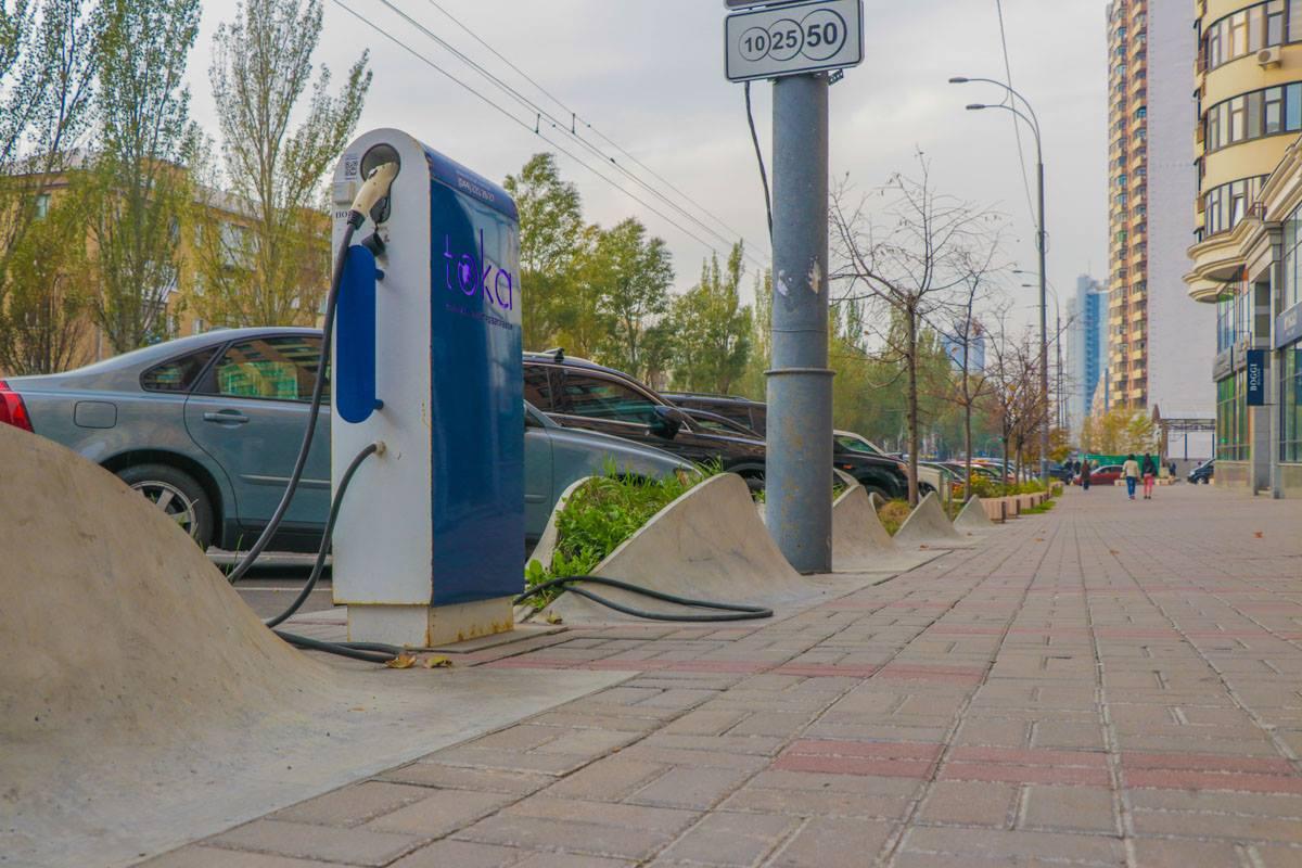 TOKA– сеть доступных зарядных станций для электромобилей