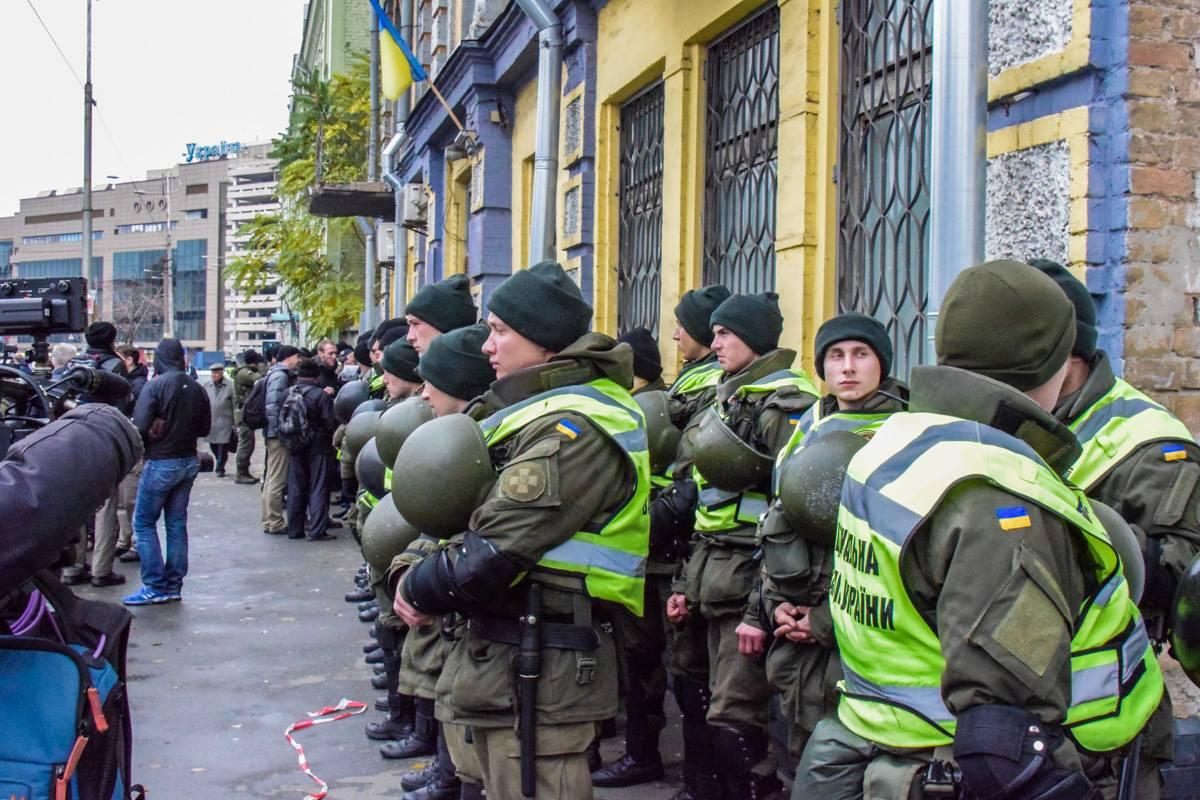 Охранники порядка