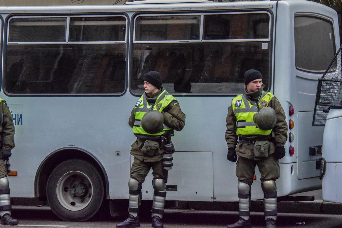 Суд по Коханивскому - самое громкое дело ночи на 24 октября