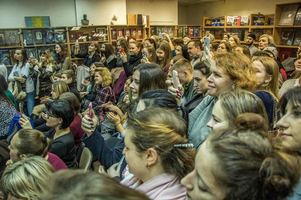 Киев посетил азербайджанский писатель