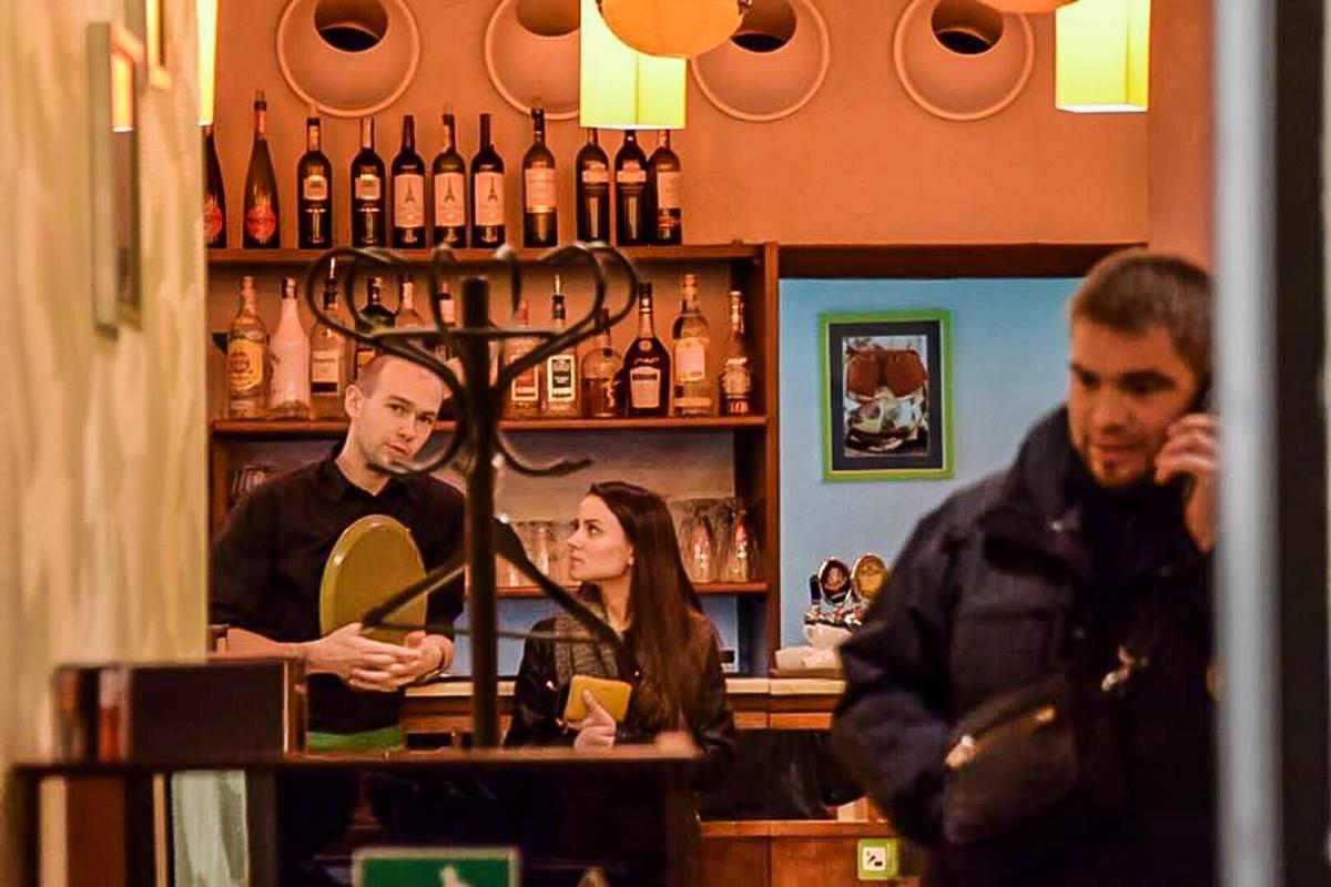 ВКиеве расстрелян гость ресторана— обычная Украина