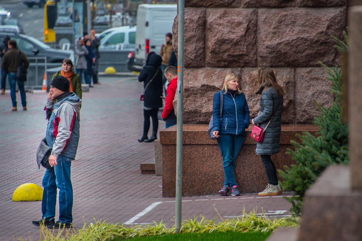 Киевлянам еще раз напомнили о вреде сигарет