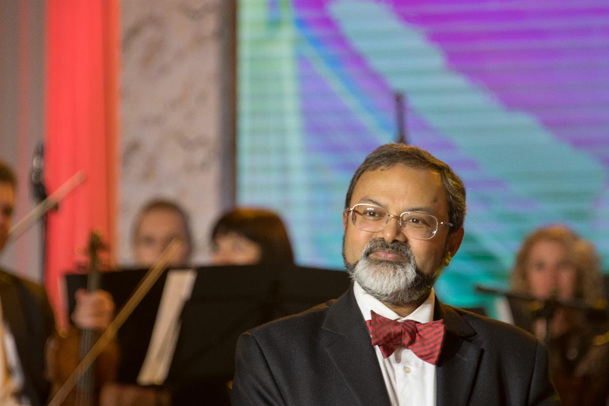 Посол Индии в Украине Манодж Кумар Бхарти