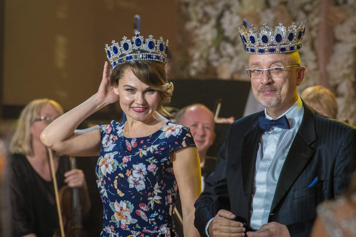 Король и королева бала