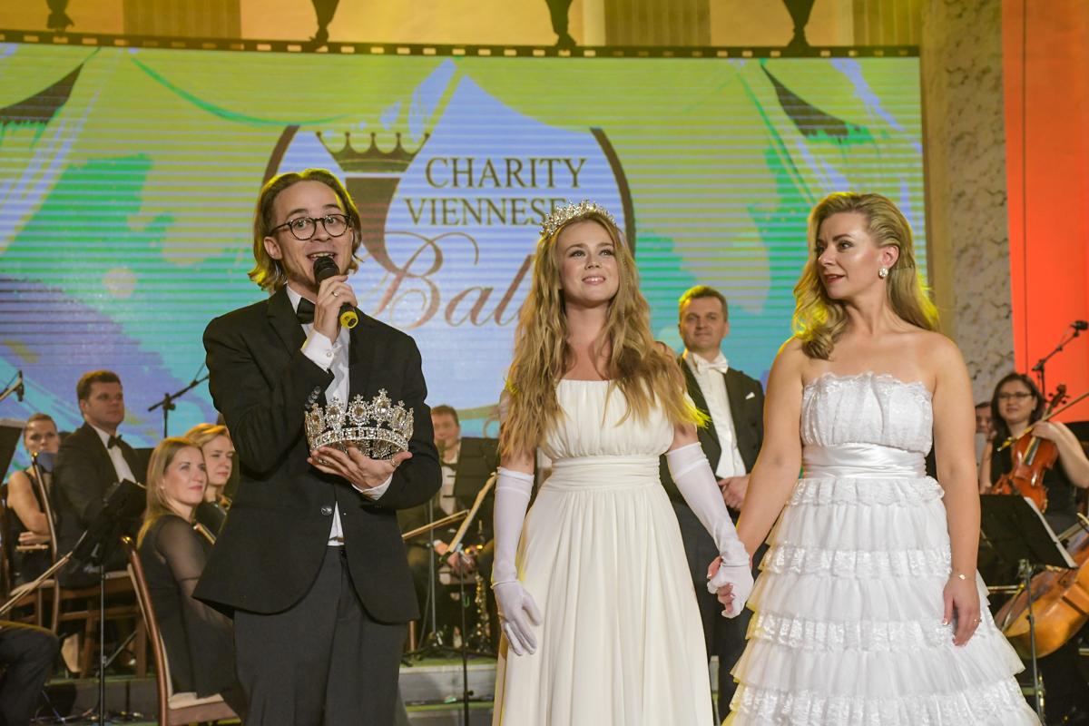 Принц вечера Владимир Борисенко отдал свою корону хореографу Елене Балджи