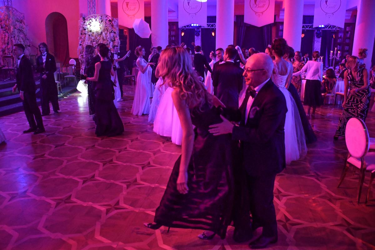Танцевали все - и молодые, и люди постарше