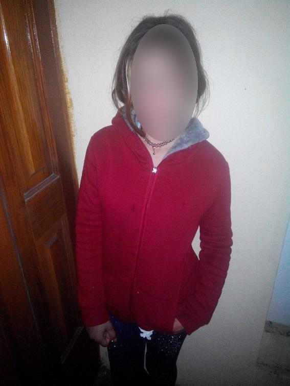 13-летняя девушка, грабившая киевлянок