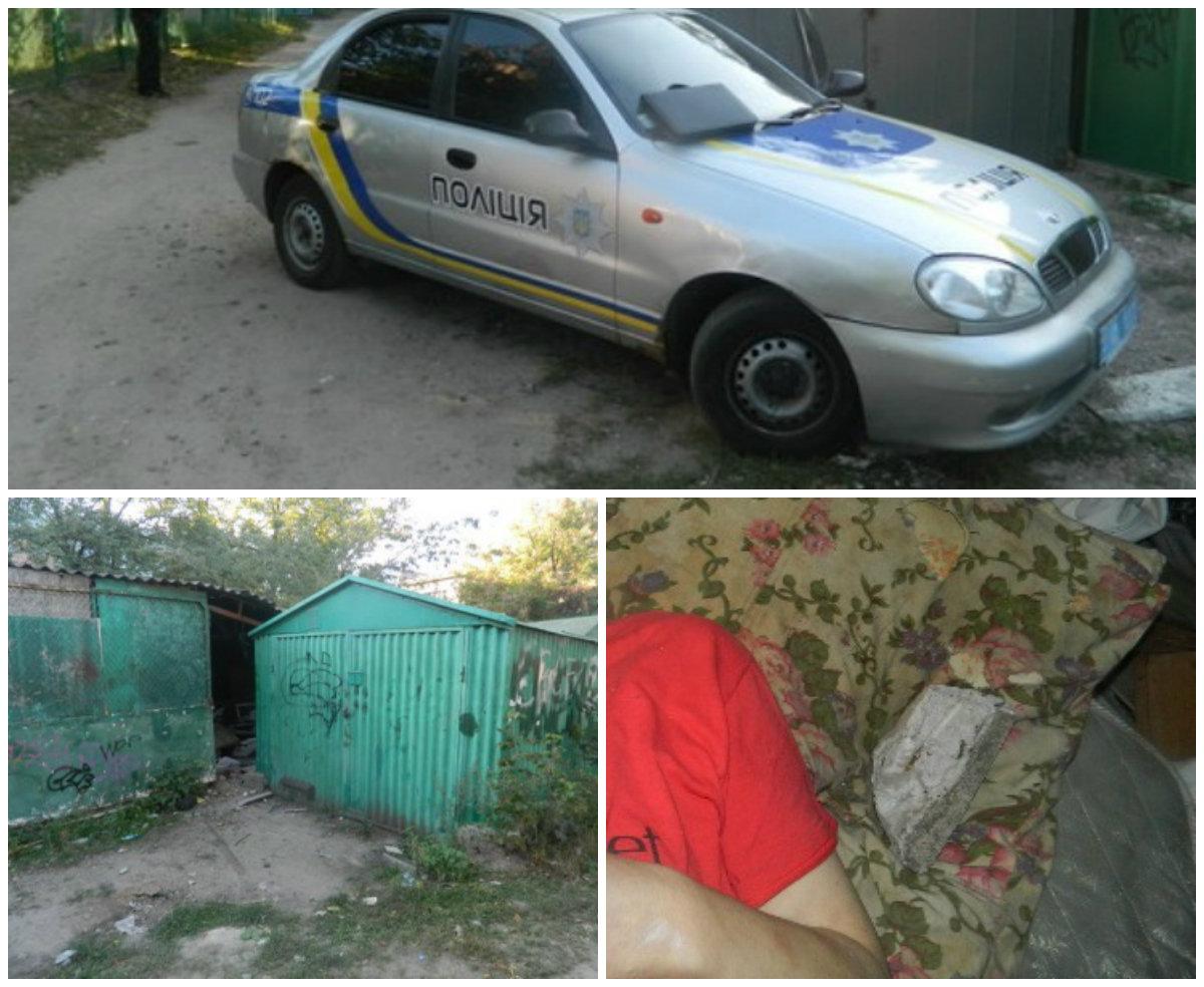 В Подольском районе Киева женщина убила собутыльника