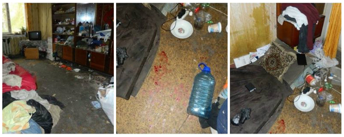 В Киеве мужчина ранил брата ножом