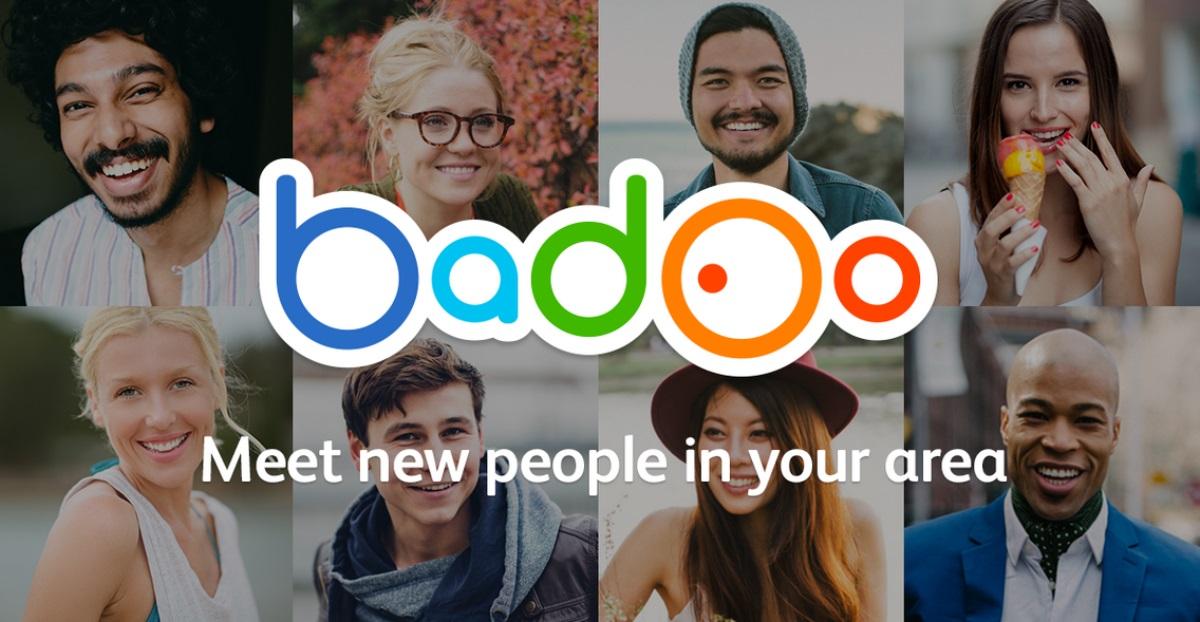Скриншот сайта Badoo