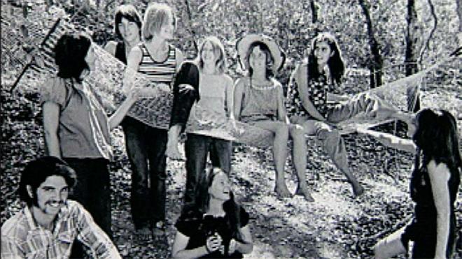 Мэнсон и его последователи. Фото 60-х годов