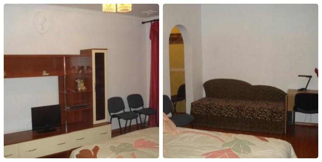 Самый дешевый вариант квартиры в Оболонском районе выглядит так