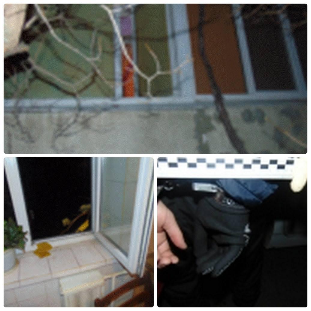 Неудачный грабитель пытался совершить свое дело в Дарницком районе Киева