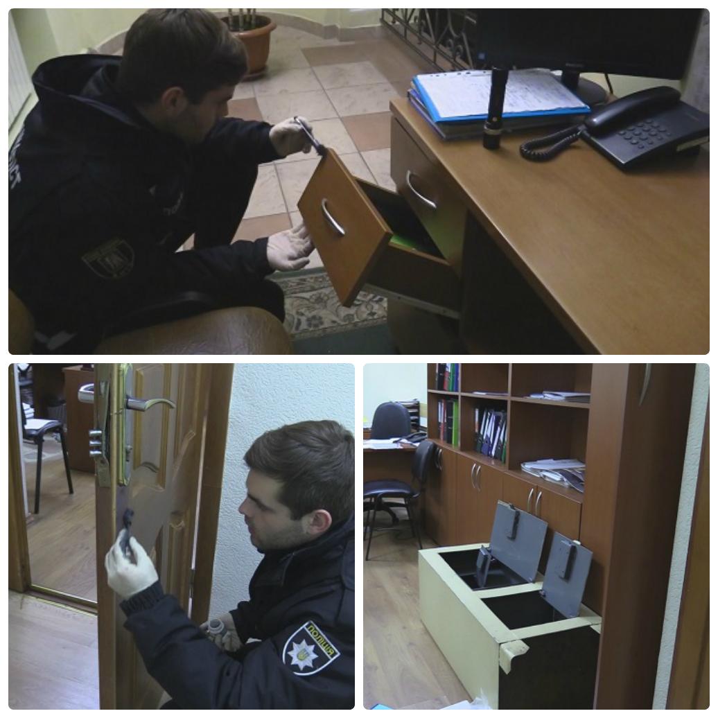 В Киеве ограбили Университет имени Гринченко