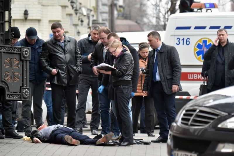 Дениса Вороненкова убили в центре Киева. Киллер погиб в перестрелке с охранником экс-депутата РФ