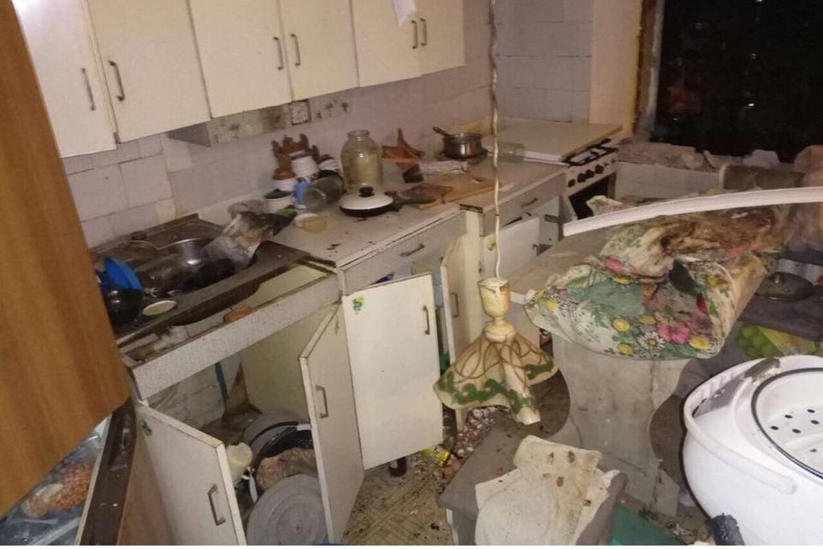 Незадолго до взрыва в квартире проводился осмотр газовщиков