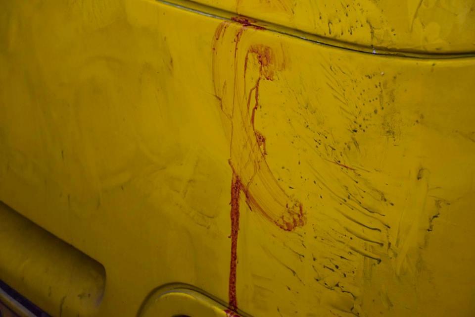 Под колесами маршрутки №464 погибли два человека и один травмирован