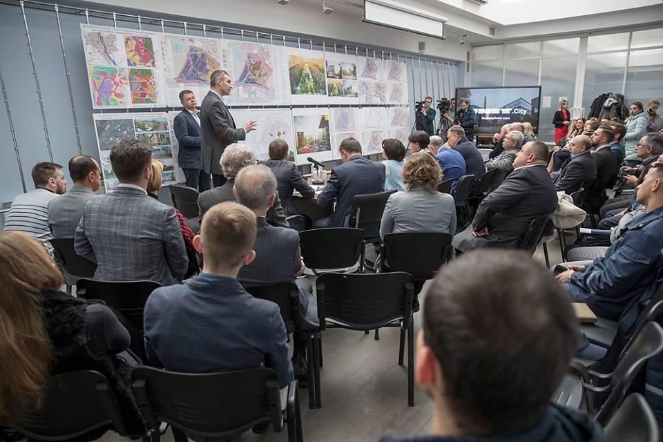 Виталий Кличко уверен, что в UNIT.City будут все условия для того, чтобы интеллектуалы не эмигрировали за границу