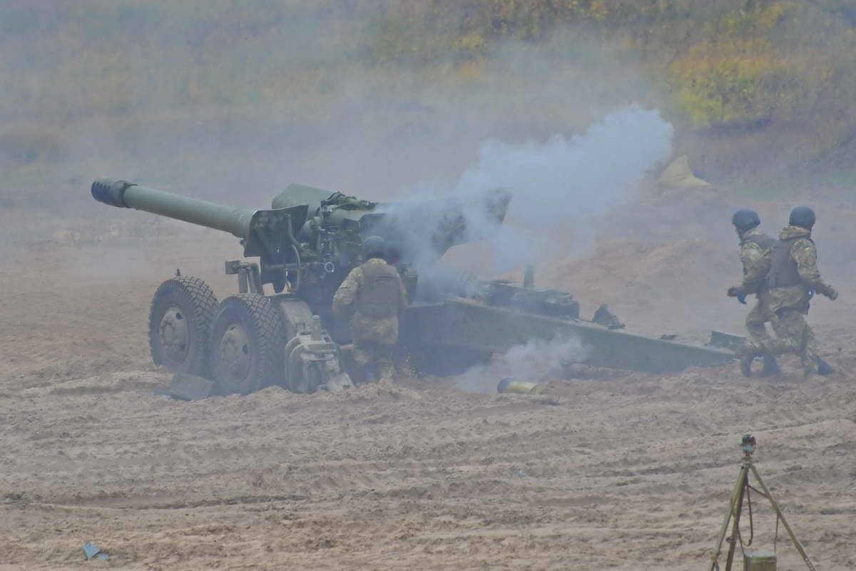По мнению главы государства, украинские войска отвечают стандартам НАТО