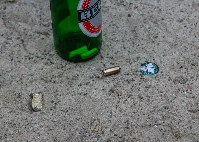 Стрелявший перед тем, как открыть огонь, пил пиво
