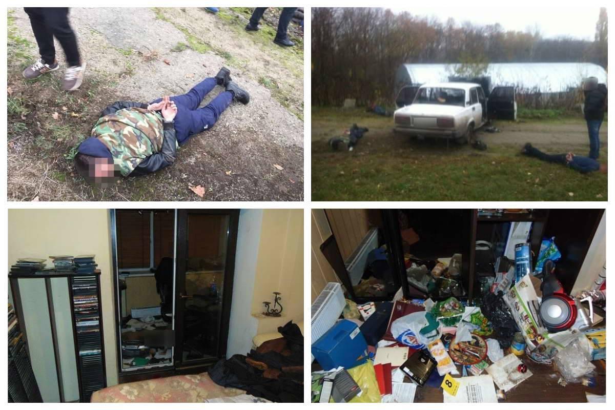 Правоохранители задержали троих мужчин, которые ограбили и убили бизнесмена
