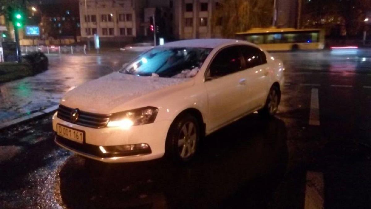 В Печерском районе столицы сотрудник Посольства РФ в Украине сбил пожилую женщину