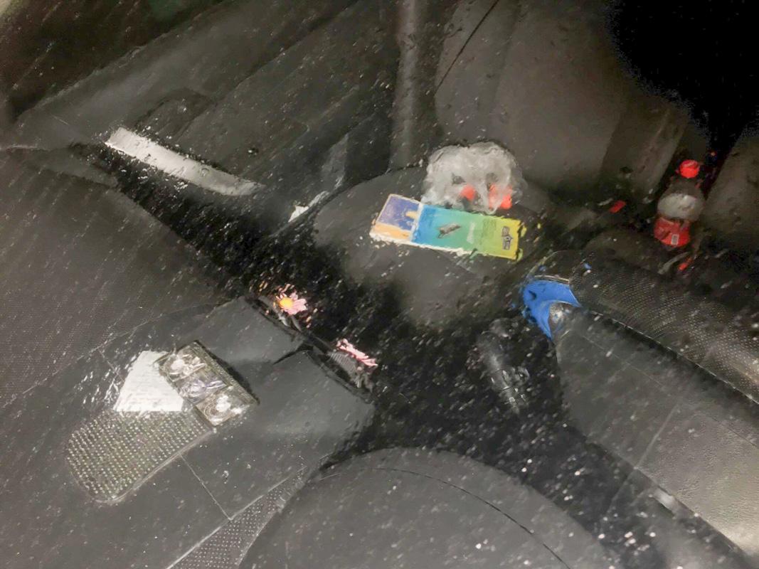 "До аварии мужчина просто бегал по дороге недалеко от ТЦ ""МегаСити"""