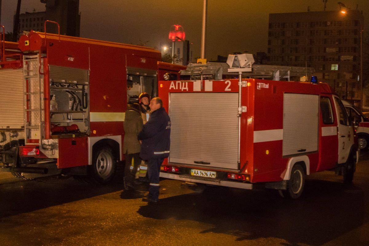 Пожарным удалось локализировать пожар менее, чем за час