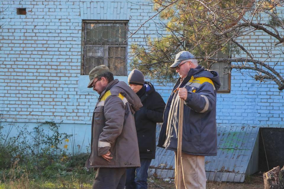 """""""Его забрал катафалк прямо с автобуса около 11 часов утра"""", - рассказали сотрудники """"Киевэнерго"""""""