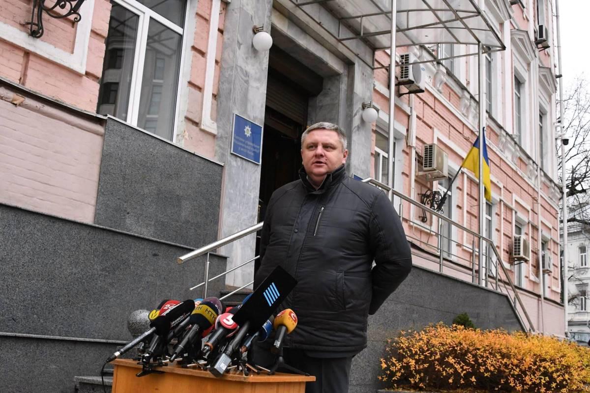 Андрей Крищенко на следующий день после аварии рассказал ее детали, а также о состоянии и поведении Найды