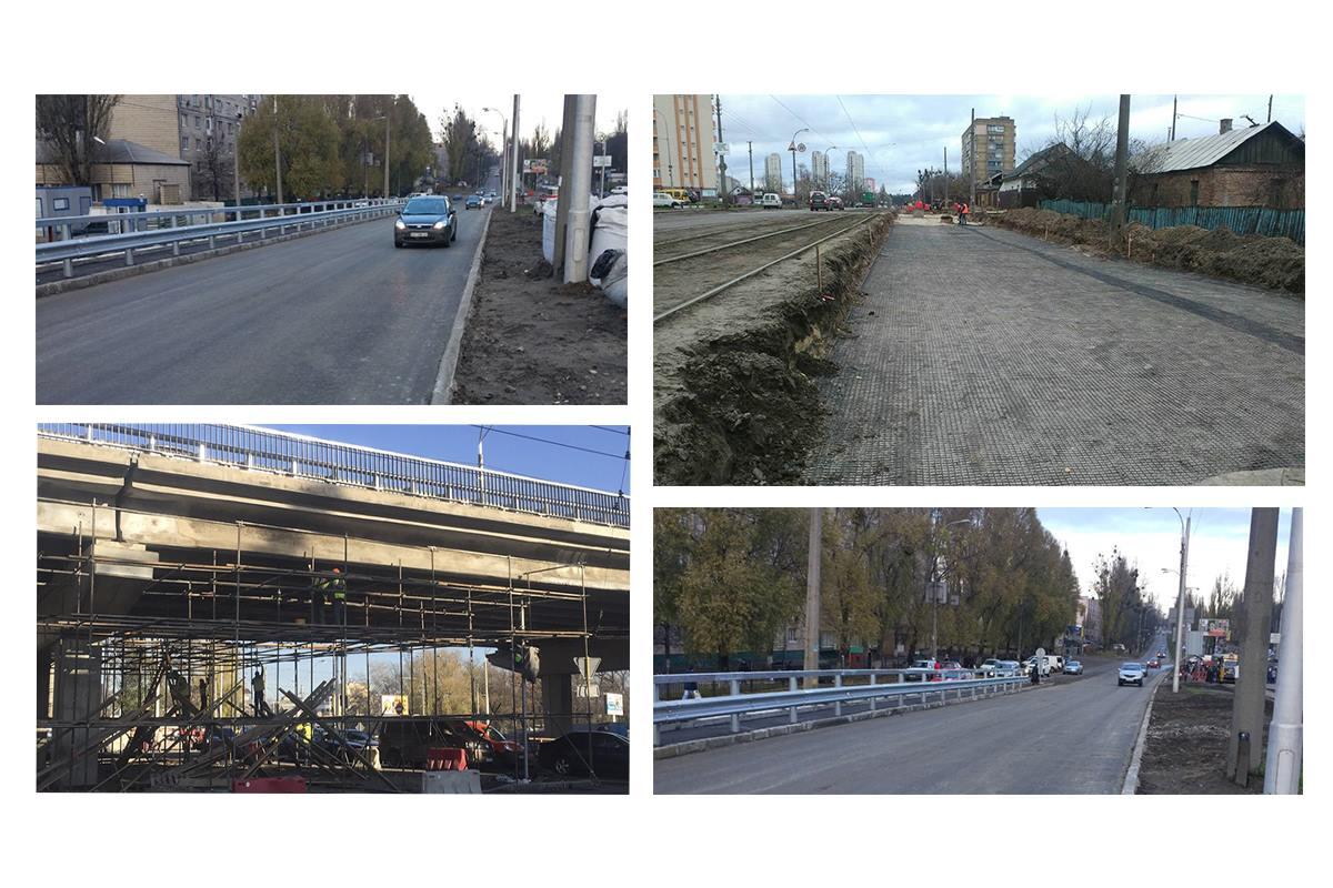 На пересечении Комарова и бульвара Гавела возобновили движение