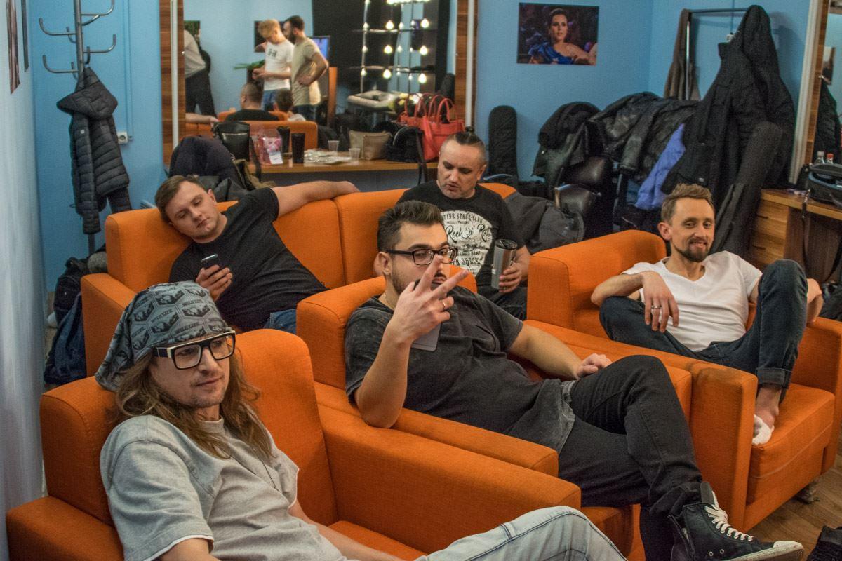 Группа Yurcash ждет зрительского вердикта