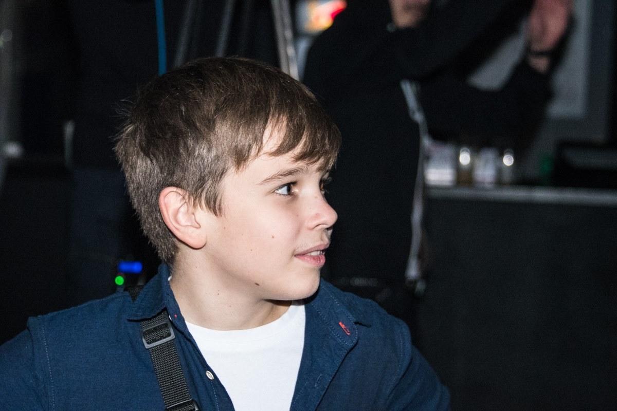 Самый молодой фанат украинской рок-музыки в исполнении Epolets