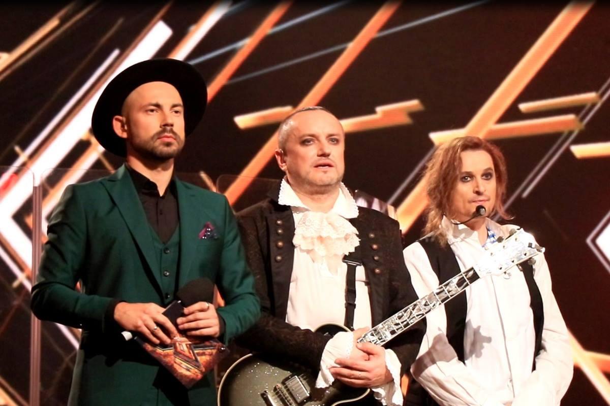 Выступление Yurcash - один из самых ярких номеров вечера