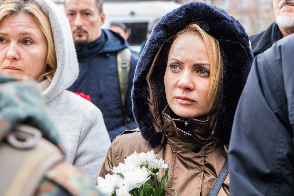 События четырехлетней давности до сих пор трогают сердца украинцев