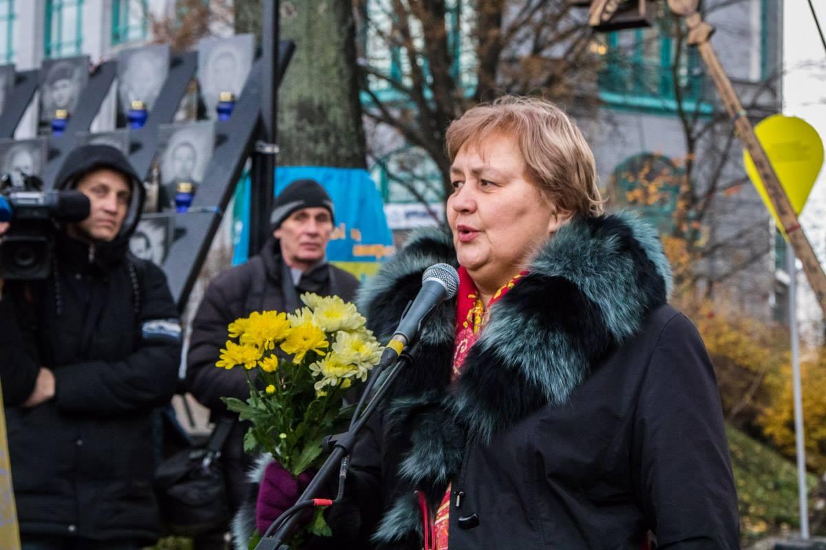 Жена погибшего Виктора Швеца Тамара рассказывает о своем погибшем муже