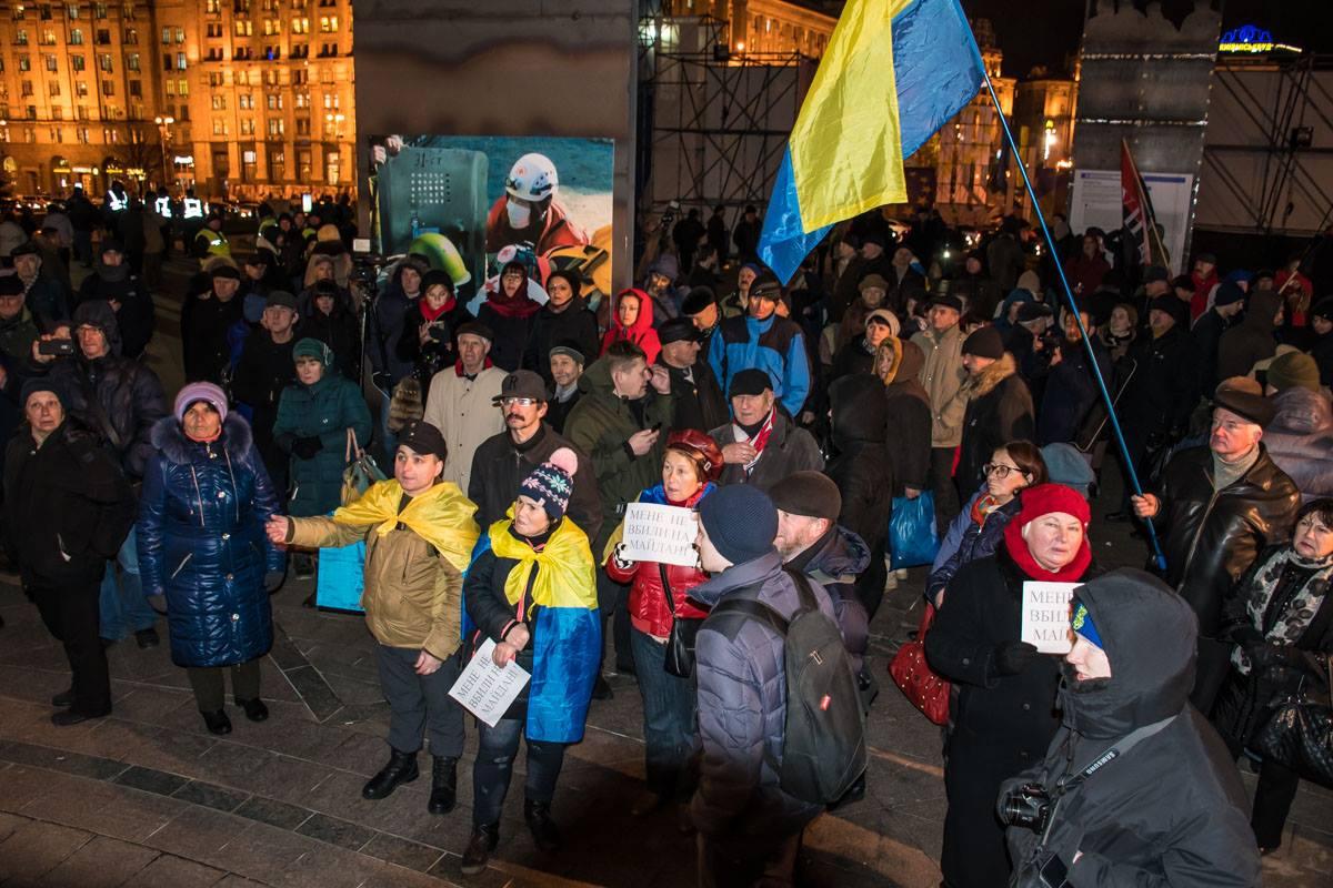21 ноября 2013 года начиналась в Украине Революция Достоинства
