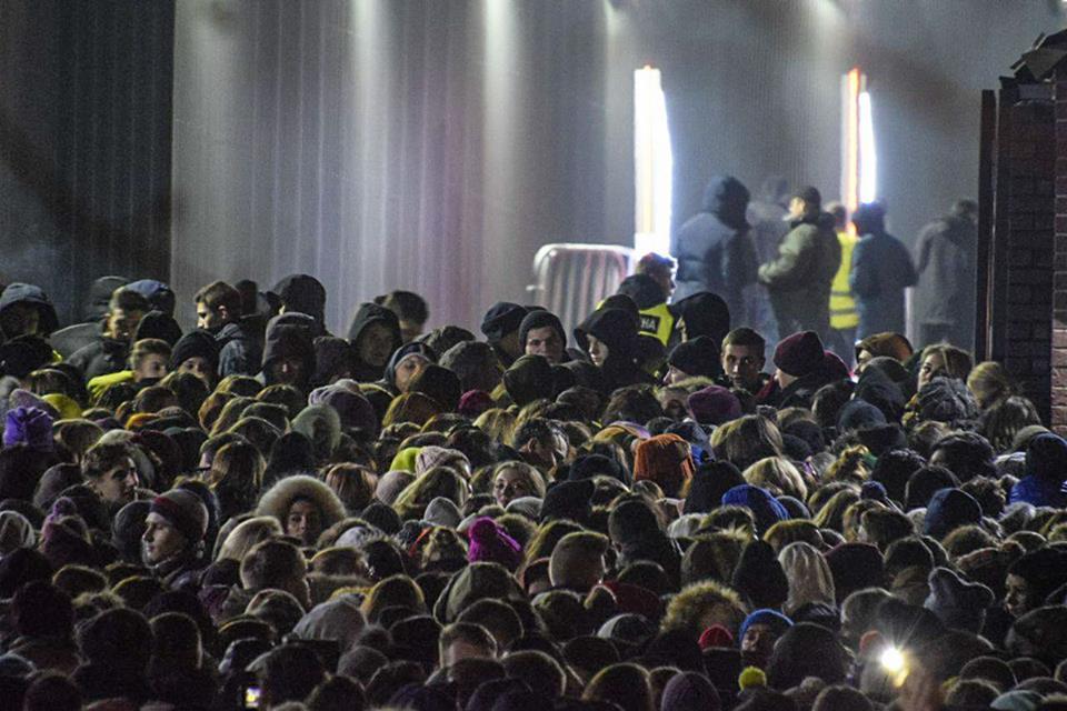 В Киеве заминировали клуб, в который приехала дать концерт группа Hurts