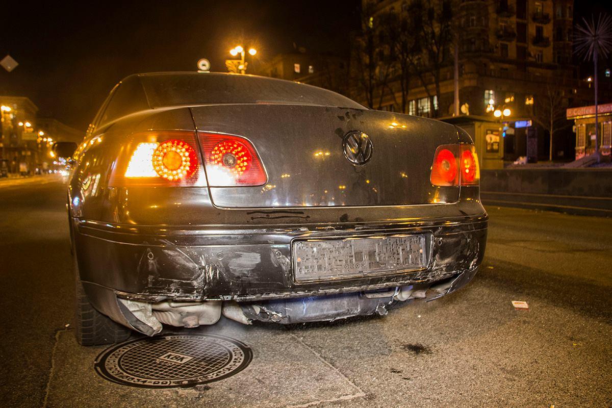"""Daewoo ударил """"в зад"""" Volkswagen"""
