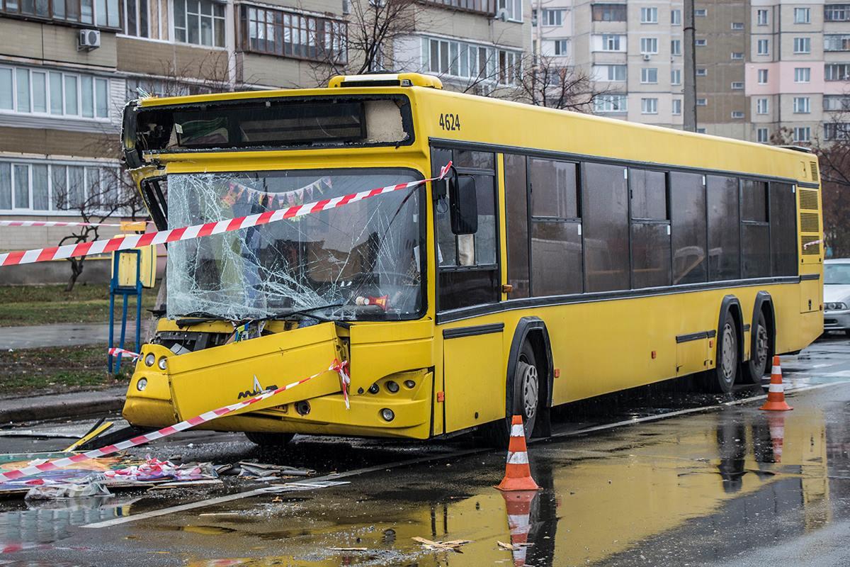 """Авария случилась около 11:20 перед конечной остановкой """"Улица Милославская"""""""