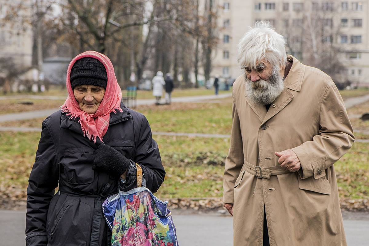 В Киеве открыли очередной пункт раздачи бесплатных обедов