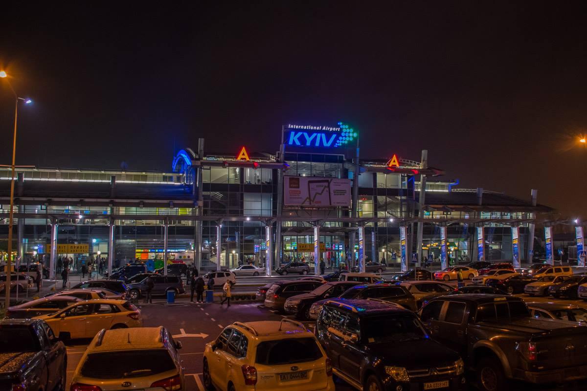 """Фотовыставка открылась в терминале """"А"""" аэропорта """"Киев"""""""