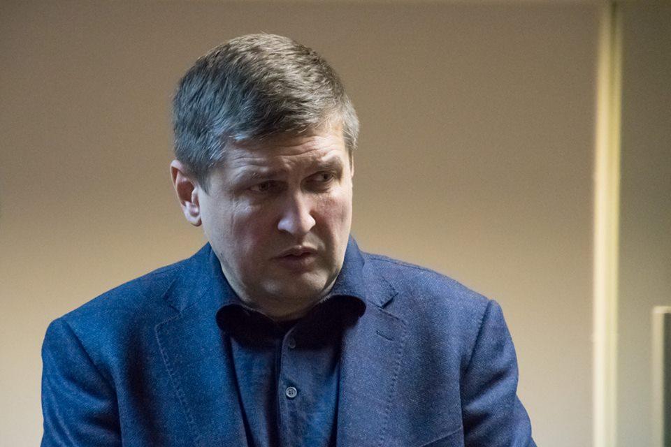 Народный депутат Радикальной партии Игорь Попов