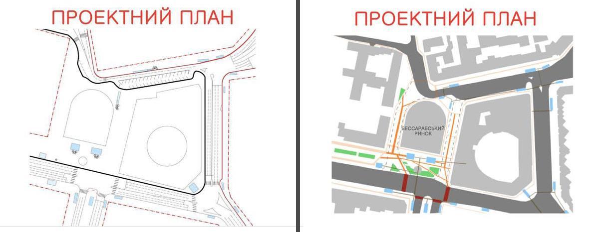 Группа под руководством Игоря Могилы предложила сделать наземные переходы на центральных улицах