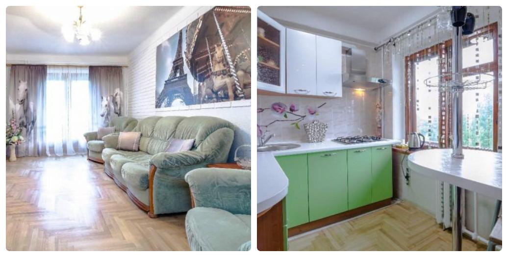 Дорогая квартира для Нового года подойдет тем, кто ценит современный дизайн и готов за это хорошо платить