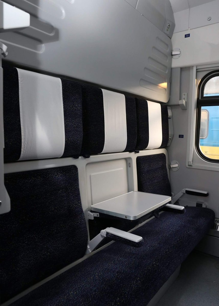 За счет сидячих мест увеличивается количество пассажиров