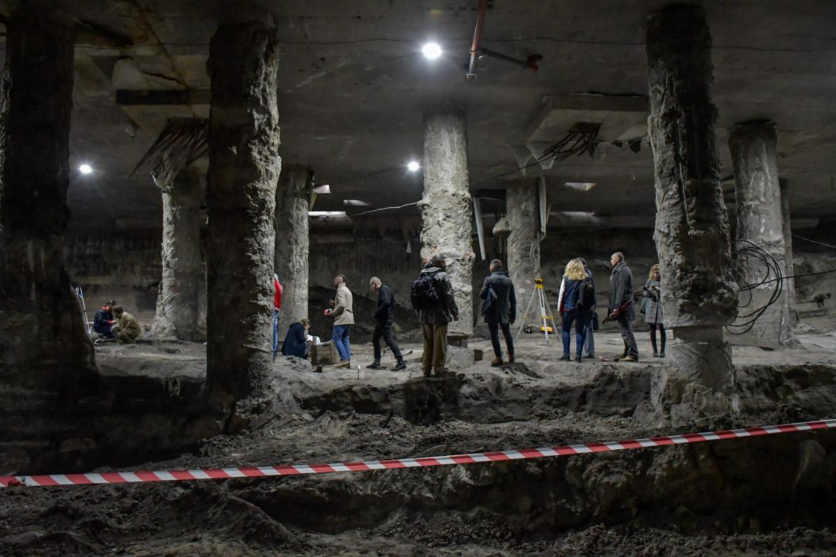 Это место застройщики хотят залить бетонной плитой