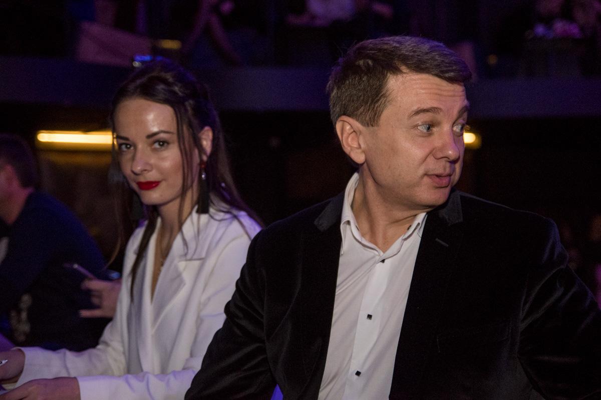 Один из членов жюри - Тимофей Нагорный