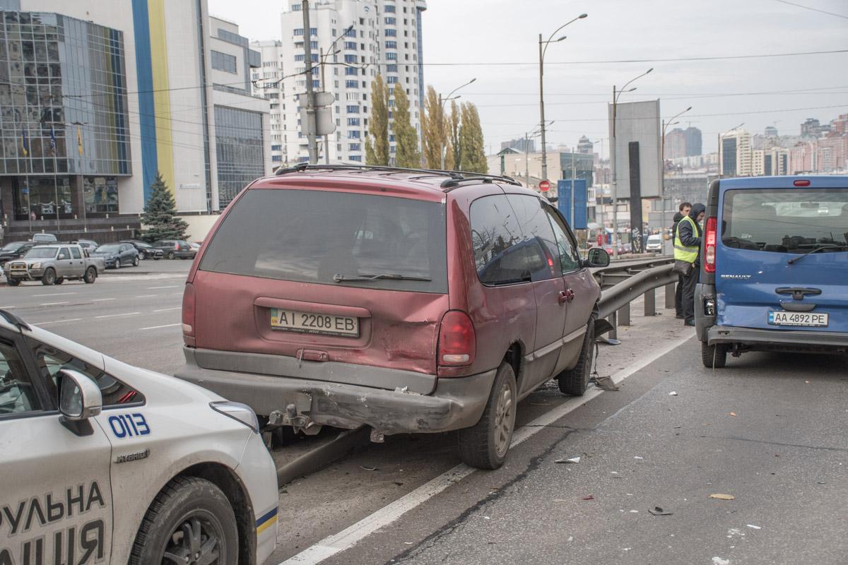 Все водители автомобилей живы и не пострадали